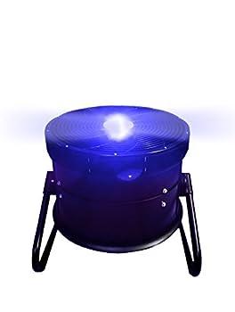 Soufflerie Sky Dancer Air Dancer Tube Gonflable 950W LED Bleu