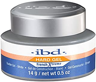 IBD French Xtreme Gel, White, 0.5 Ounce
