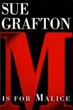M is for Malice (The Kinsey Millhone Alphabet Mysteries) by Sue Grafton (1996-11-15)
