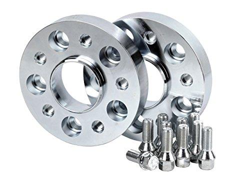 Hofmann Spurverbreiterung Stahl 30mm pro Scheibe / 60mm pro Achse incl. Teilegutachten