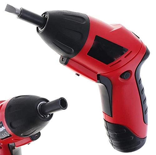ZXL huishoudelijke 4,8 V accu-elektrische schroevendraaier schroevendraaier mini-elektrische boormachine