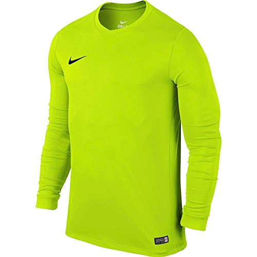 Nike Kinder Park VI Fußballtrikot , Gelb (yellow/702), XS