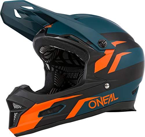 O'NEAL | Mountainbike-Helm | MTB Downhill | Nach Sicherheitsnorm EN1078,...