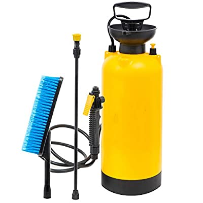 Portable Power Washer - 8L Multipurpose Sprayer - Car, Garden, Home, Outdoor Use by Tanness