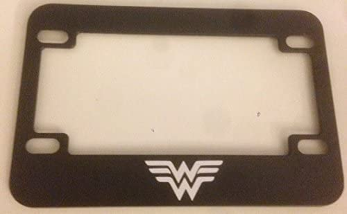 Stickysight.com Over item handling W Ranking TOP1 Wonder Woman Style - Scooter Black Motorcycle