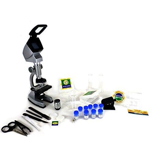Cassini 67-Piece Microscope Set