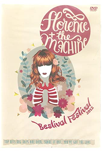 Dvd Florence + The Machine - Bestival / Festival 2012