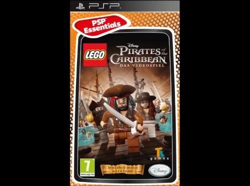 LEGO Pirates of the Caribbean (PSP Essentials) [Edizione: Germania]