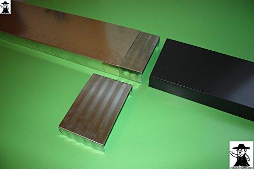 Mauerabdeckung Attika Blech UDS Verbinder Verbindungstück (mittel)