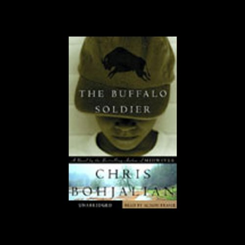 The Buffalo Soldier audiobook cover art