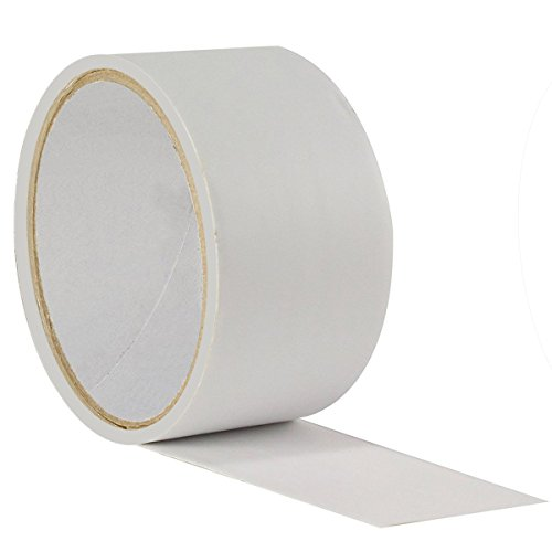 """Nastro adesivo in gomma resistente alla sigillatura di nastri impermeabili con nastro adesivo come visto in TV, 4""""x 5 '(100 mm x 2 m) (BIANCA)"""
