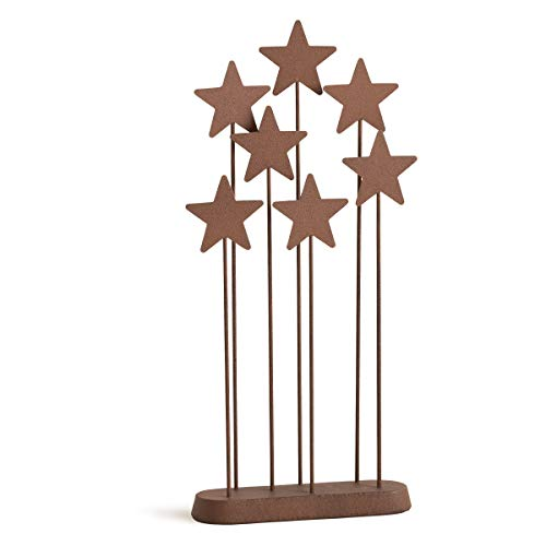 Willow Tree Metal Star Backdrop Figurine