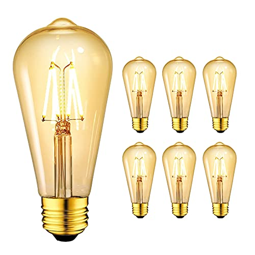 lampada da scrivania 50 wat LED Lampadina Vintage Edison