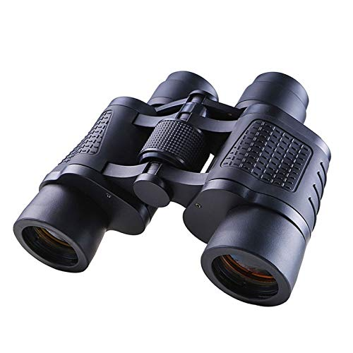 80x80 Prismáticos for adultos Observación de pájaros, gemelos de visión nocturna, prismáticos...