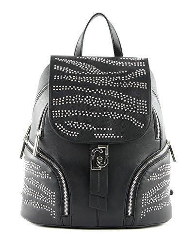 LIU JO Cool Backpack M Nero