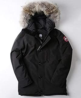 Lサイズ CANADA GOOSE JASPER ブラック 黒 サザビーリーグ 2019AW 国内正規品 カナダグース ジャスパー ダウンジャケット