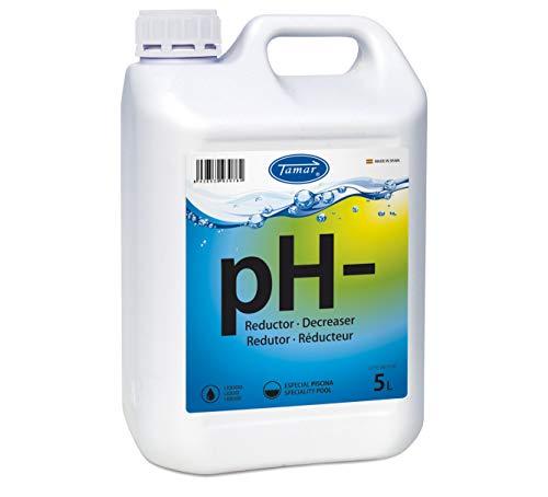 Tamar Reductor pH Liquido, 5 Litros
