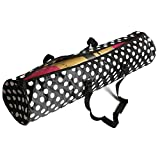 Homemarke Yoga Mat Backpack Sports Fitness Bag Portable Waterproof Canvas Yoga Pilates Pad Hand...