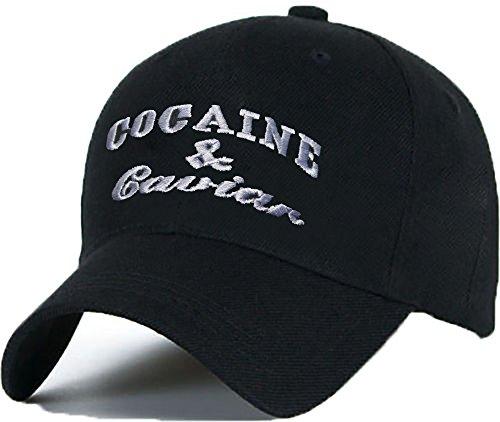 MFAZ Morefaz Ltd Damen Herren Baumwolle Baseball Cap Caps Caviar Grey