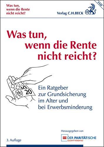 test Was ist, wenn ich nicht genug Rente habe?  : Ein grundlegender Sicherheitsleitfaden für das Alter… Deutschland