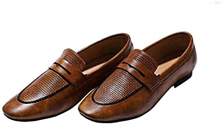 Hush Berry Moosehide Classic Moccasin for Men