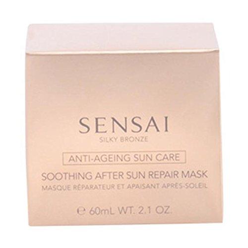 SENSAI SILKY BRONZE beruhigende After Sun Repair Mask 50ml
