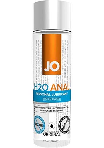 System Jo Gleitgel Anal H20, 240 ml