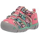 KEEN (キーン) シーキャンプ 2 CNX クローズトゥ サンダル ベリーベリー/ピンク カーネーション US サイズ: 12 Little Kid カラー: ピンク