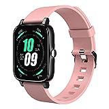 Tanzato Smartwatch, Reloj Inteligente Hombre Mujer con 1.7' Táctil Completa IP68 para Pulsómetro,...