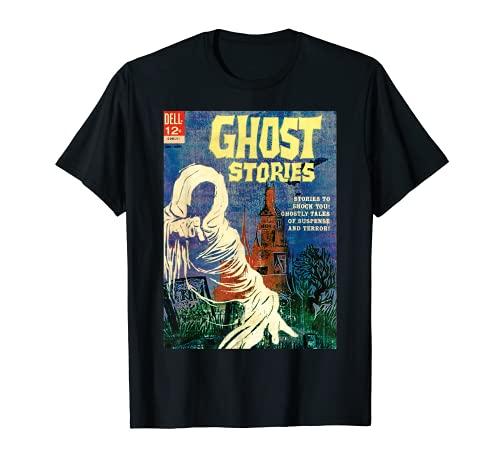 Halloween Horror Vintage Ghost Grim Reaper Comic Book Retro...