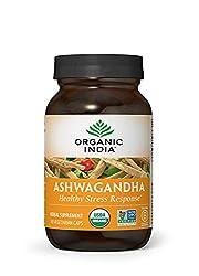 Image of Organic India Ashwagandha...: Bestviewsreviews