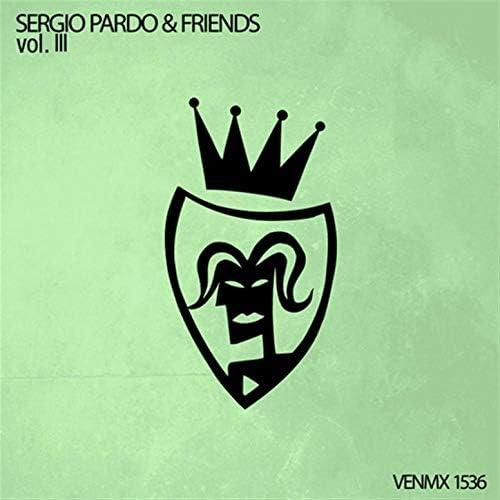 Andre Lesu, Sergio Pardo & Carlo Valley