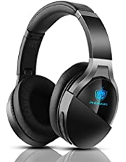 YOTMS PS4 Headset , Xbox One Stereo Gaming Headset with 7.1 Surround Sound, Noise Canceling Over Ear Headphones with Mic & RGB LED Light, Headset for PS4, Xbox One, Nintendo Switch, PC, 3.5mm Interface
