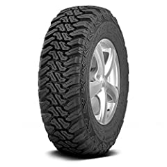 The Deep tread depth Allows for strong hold on ground surfaces and maintains grip on loose surfaces Unique tread blocks with wide center sips. Provide increased off-road traction for maximum safety in all driving conditions Open scalloped hump tread ...