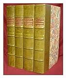 Dictionaire Historique Et Critique..... Avec La Vie De L'Auteur Par Mr. [P. ] Des Maizeaux - [Complete in 4 Folio Volumes]