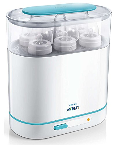 Philips Avent BPA Free 3-in-1 Electric Sterilizer