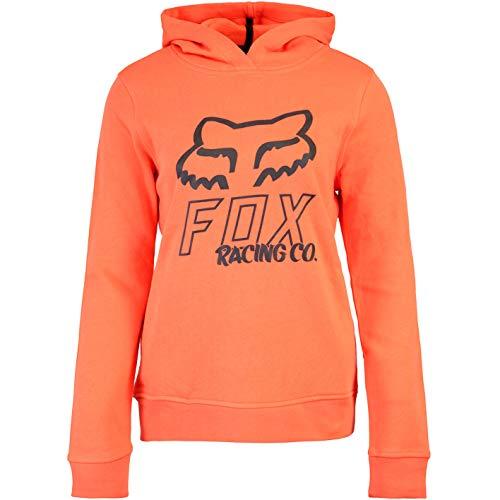 Fox Hightail - Sudadera con capucha para mujer Flamingo. S