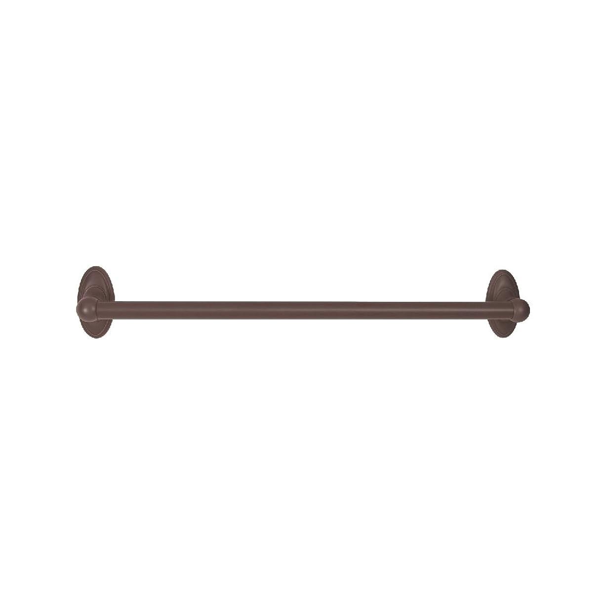 溶接安心させる彼らAlno A8020-18-CHBRZ 35cm Classic Traditional Towel Bar