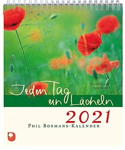 Jeden Tag ein Lächeln 2021: Phil Bosmans-Kalender