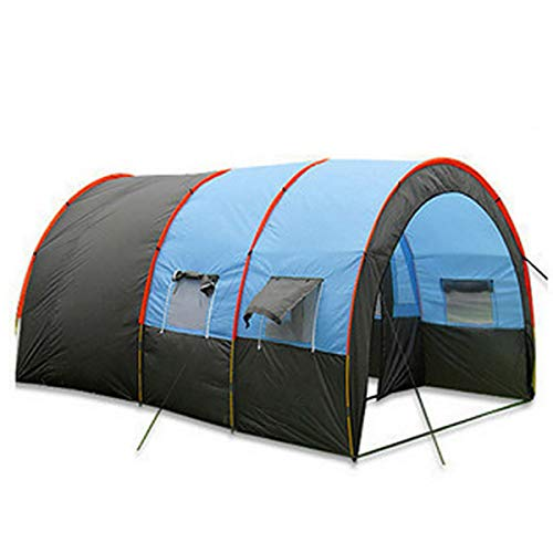 Family tent, Upgraded version of multi-purpose one-room two-room tent, Tent suitable for beach play/park play/fishing/picnic camping