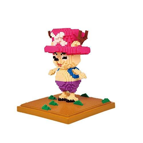 Yui Modelo de Bricolaje módulos contemplados Puzzle 3D Puzzle DIY Jugar, Building Blocks Choba Reno del Modelo de la Asamblea for niños Bloques de construcción, Técnica Custom Building Animado (1831+