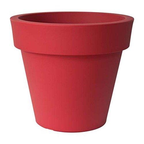 pot ikon rouge orient - d 80 cm x h 71 cm - 202 l