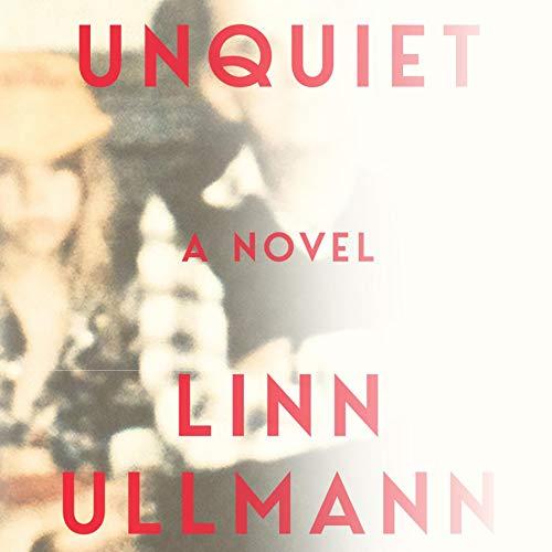 Unquiet audiobook cover art