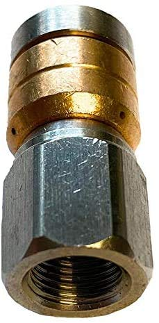 Rohrreinigungsdüse rotierend für Kärcher Kränzle WAP Alto 1/8