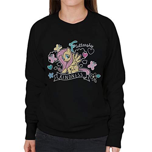 My little Pony Fluttershy Full of Kindness Women's Sweatshirt