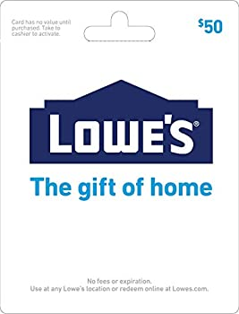 Lowe s $50 Gift Card