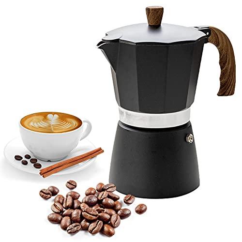 コーヒーメーカー エスプレッソ用アルミストー コーヒーメーカー モカポット ポータブルコーヒーマシン エスプレッソメーカー ストーブ、電気ストーブ、ガスストーブ、キャンプ用