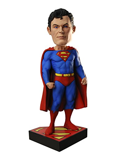 Figura Superman DC Comics Head Knockers 20cm