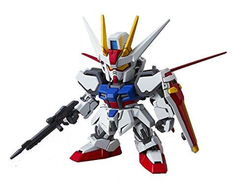 Bandai Hobby SD ex-Standard Aile Strike Gundam Action Figur