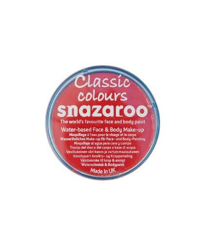 Snazaroo Peinture pour visage Individual Classic Colours 18ml Bright Rouge